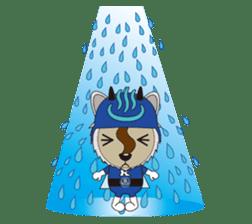Kamoshika Ranger 5 sticker #515099