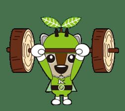 Kamoshika Ranger 5 sticker #515105