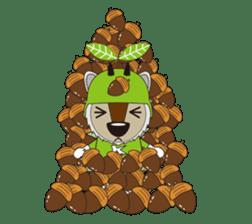 Kamoshika Ranger 5 sticker #515109