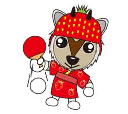 Kamoshika Ranger 5 sticker #515110