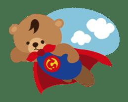 Skip Class Bear sticker #515154