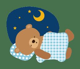 Skip Class Bear sticker #515158