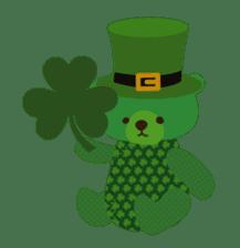 Skip Class Bear sticker #515162