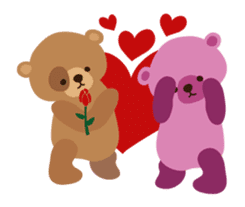 Skip Class Bear sticker #515173