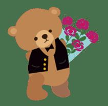 Skip Class Bear sticker #515174