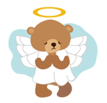 Skip Class Bear sticker #515181