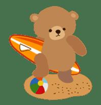 Skip Class Bear sticker #515185