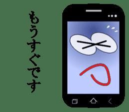 Smartphone sticker #517132