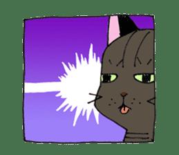nekokusa sticker #517546