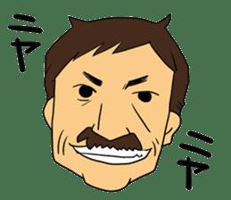 Ossan (Mr. Dandy) sticker #518137