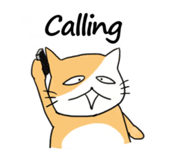 Cynical Cats sticker #518676