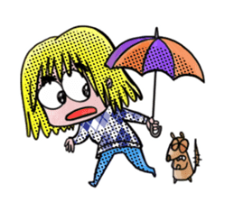 Meet Sally Drama sticker #518727