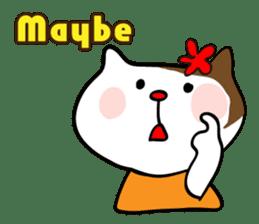 Easygoing Hanakocchi(ENG ver.) sticker #519127