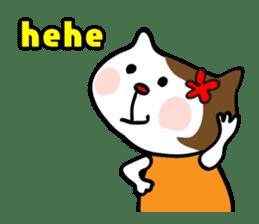 Easygoing Hanakocchi(ENG ver.) sticker #519130