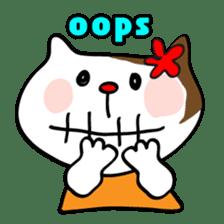 Easygoing Hanakocchi(ENG ver.) sticker #519132