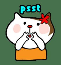 Easygoing Hanakocchi(ENG ver.) sticker #519133