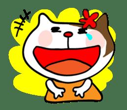 Easygoing Hanakocchi(ENG ver.) sticker #519135