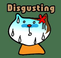 Easygoing Hanakocchi(ENG ver.) sticker #519140