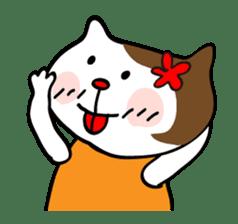 Easygoing Hanakocchi(ENG ver.) sticker #519146