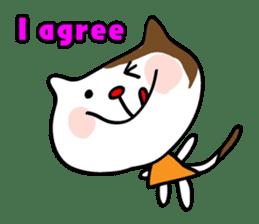 Easygoing Hanakocchi(ENG ver.) sticker #519151
