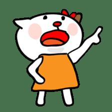 Easygoing Hanakocchi(ENG ver.) sticker #519152