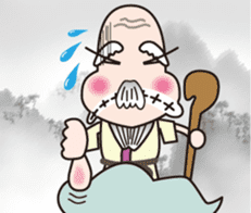 JINSEI SENNIN sticker #519755