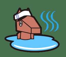 horsebox sticker #520328