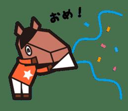 horsebox sticker #520348