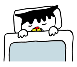 Chicken,Negative Cat(ENG ver.) sticker #520369