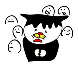 Chicken,Negative Cat(ENG ver.) sticker #520375