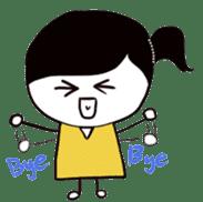 CIAO BABE sticker #520516