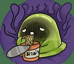 Woon in Asura Online Never Ending sticker #520570