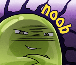 Woon in Asura Online Never Ending sticker #520573