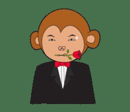 Babu sticker #520677