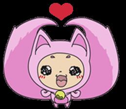 cute fox sticker #520777