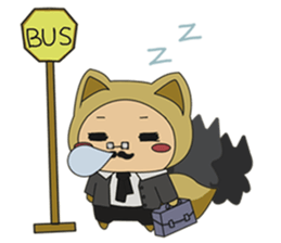cute fox sticker #520782