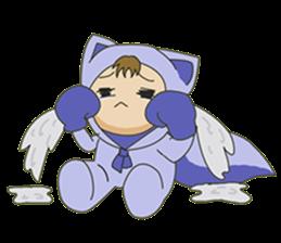 cute fox sticker #520783