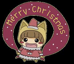 cute fox sticker #520785