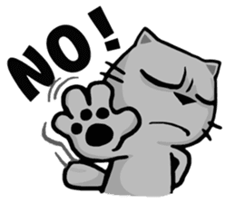 Meow Zhua Zhua - No.2 - sticker #521039