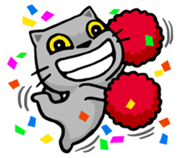 Meow Zhua Zhua - No.2 - sticker #521044