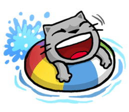 Meow Zhua Zhua - No.2 - sticker #521050
