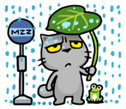 Meow Zhua Zhua - No.2 - sticker #521052