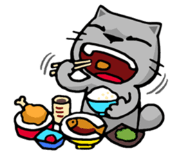 Meow Zhua Zhua - No.2 - sticker #521058