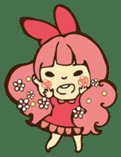 Pink Bio sticker #521634