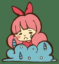 Pink Bio sticker #521639