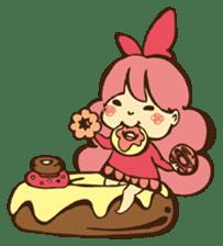 Pink Bio sticker #521649
