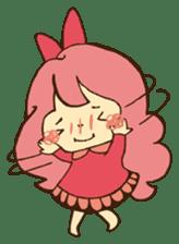 Pink Bio sticker #521656