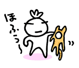 KAZURIN 10: Cat sticker #522480