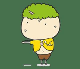 Mr.Mui Mui sticker #524954