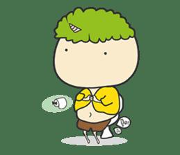 Mr.Mui Mui sticker #524958